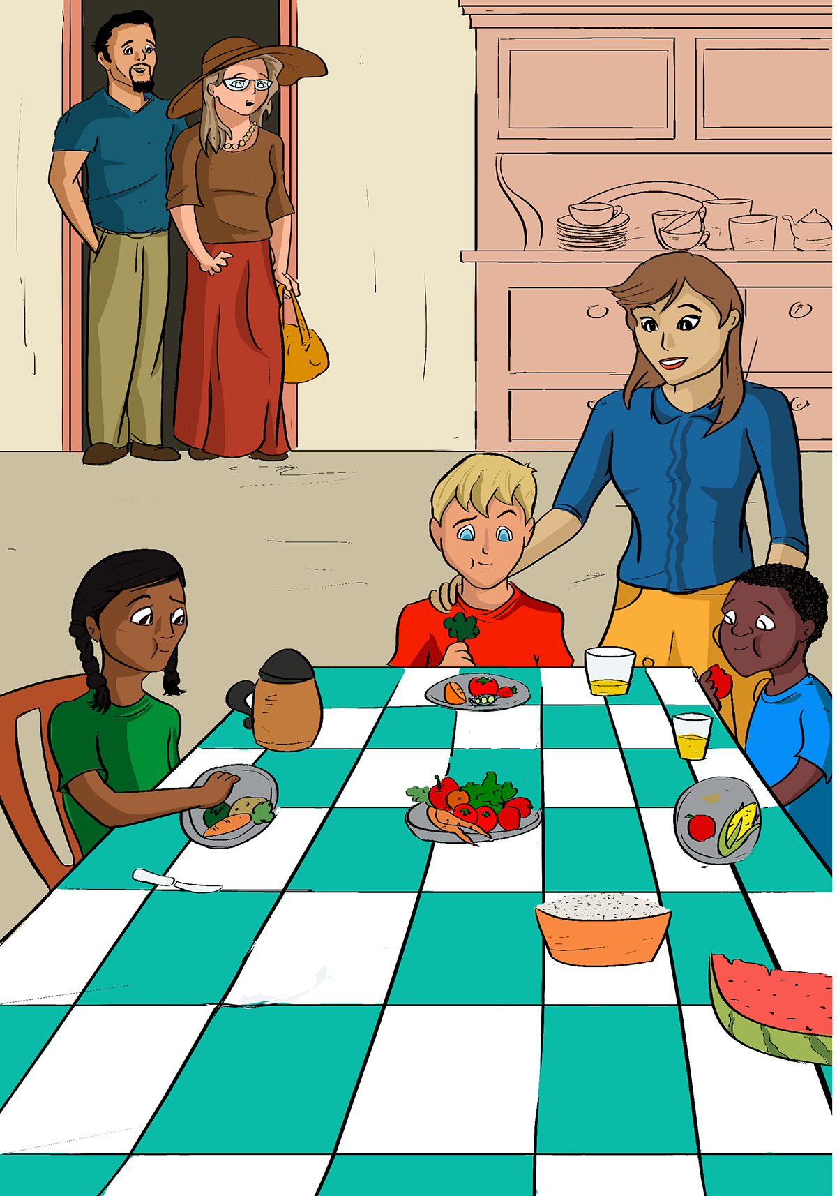 childrens history book - HD1200×1714
