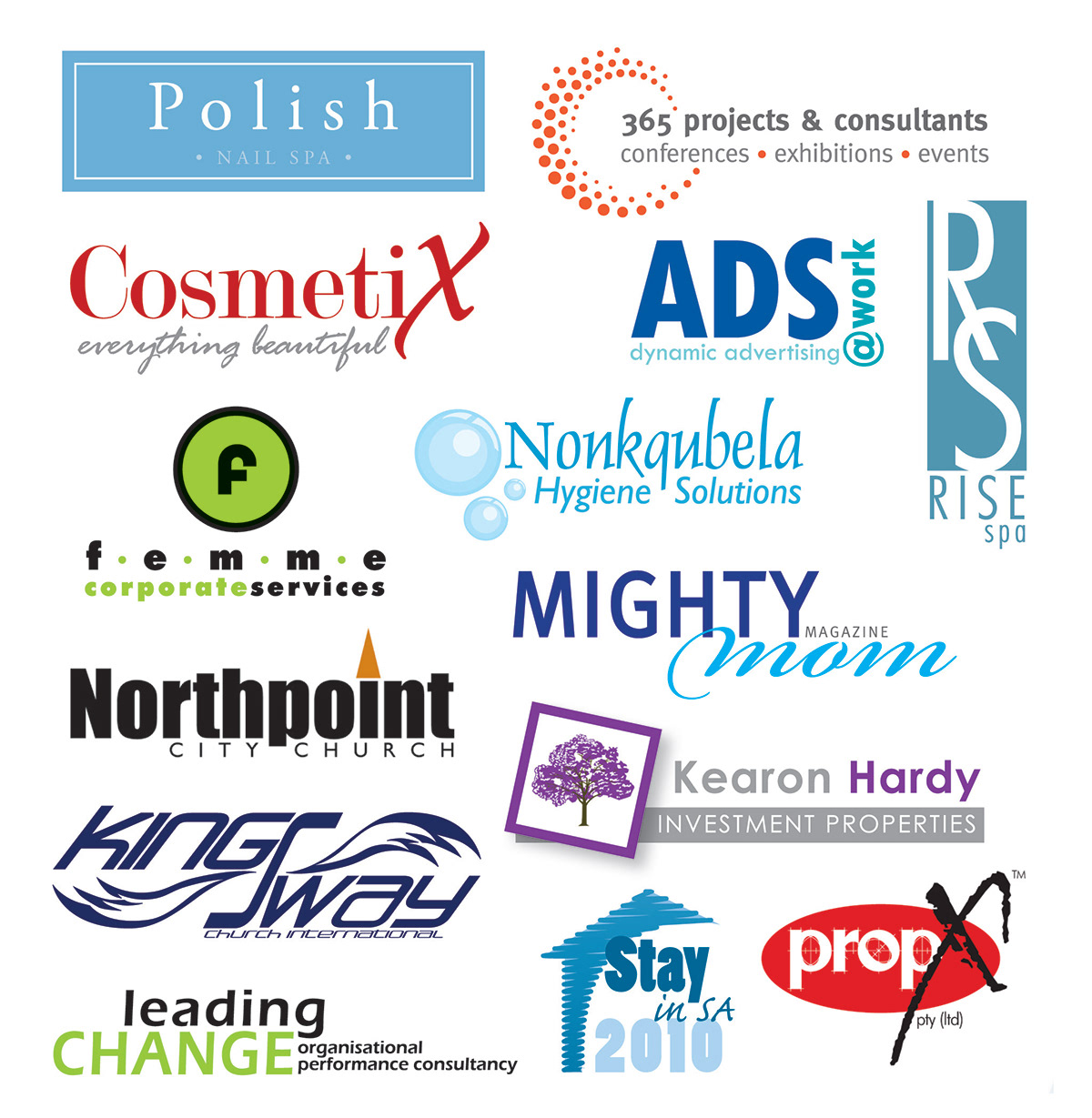 logo design concept branding  CI identity