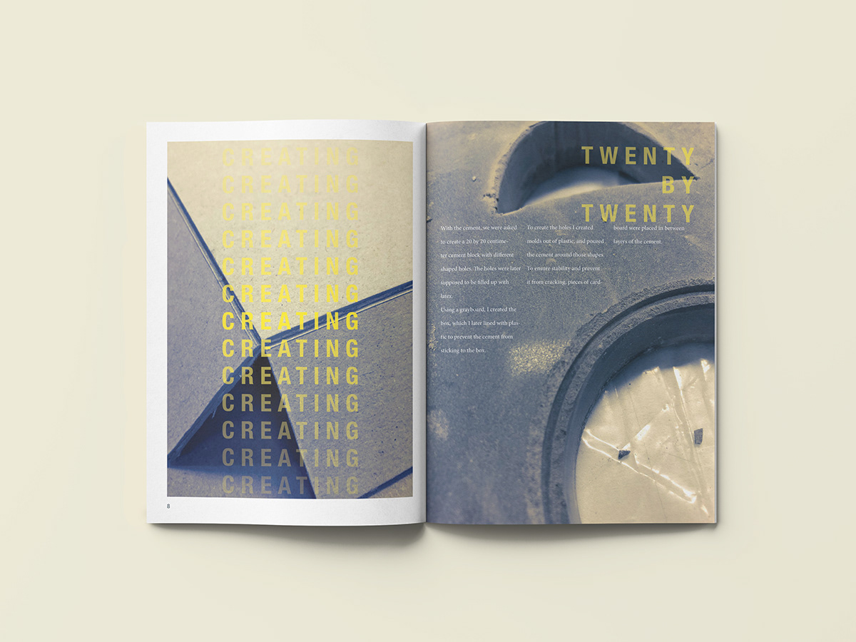graphic design  Publications