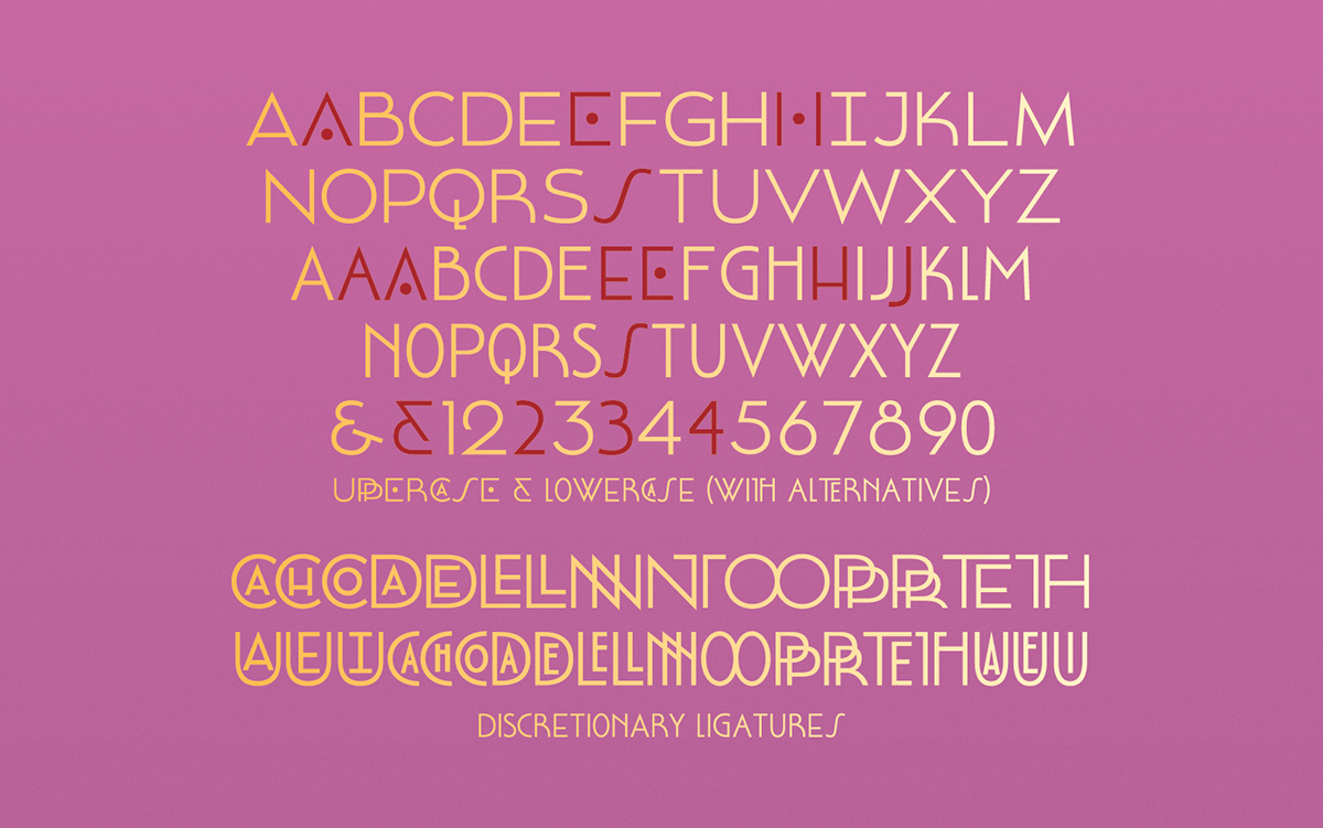 Julian Grotesk | Free Typeface on Student Show