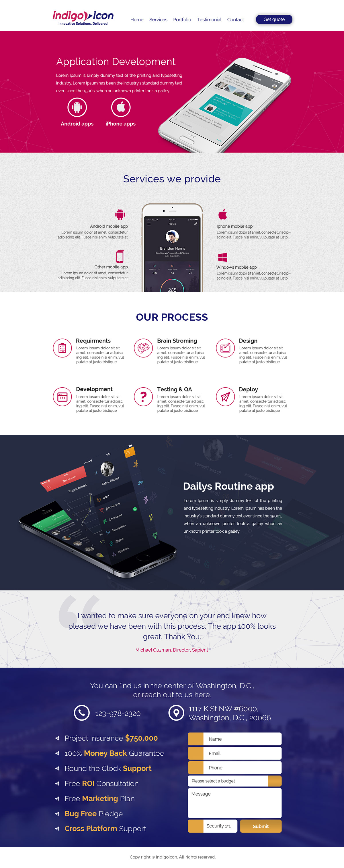 app design app development Innovative Mobile app mobile app development