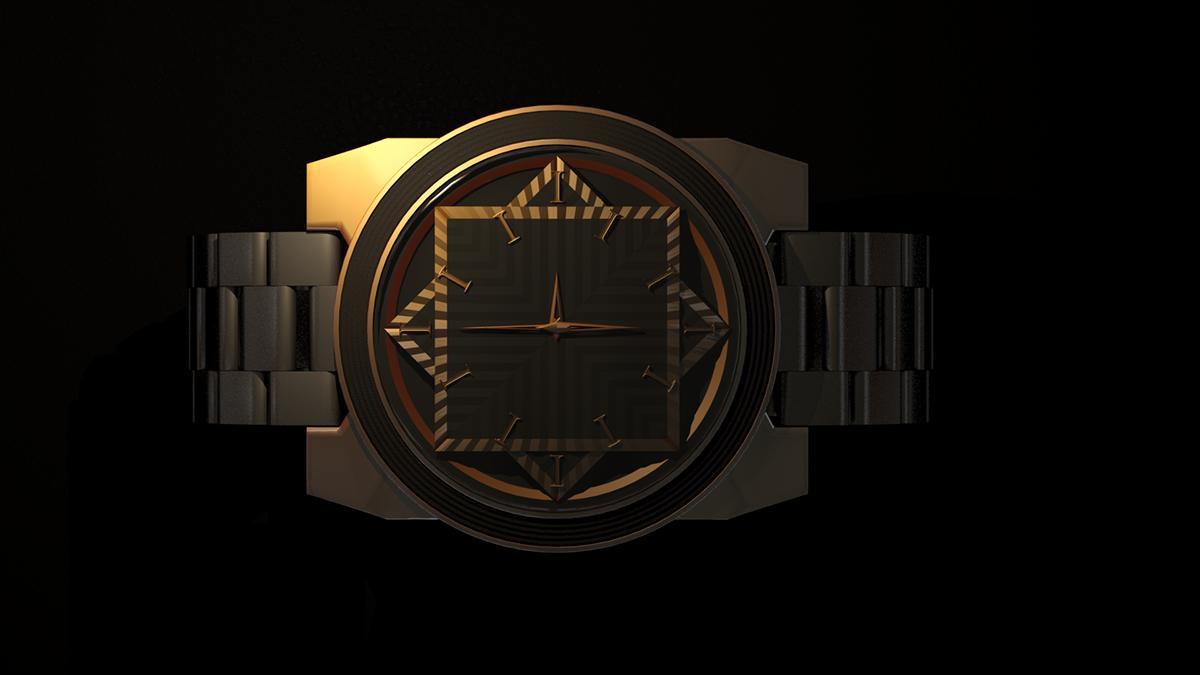 watch 3ds max student design
