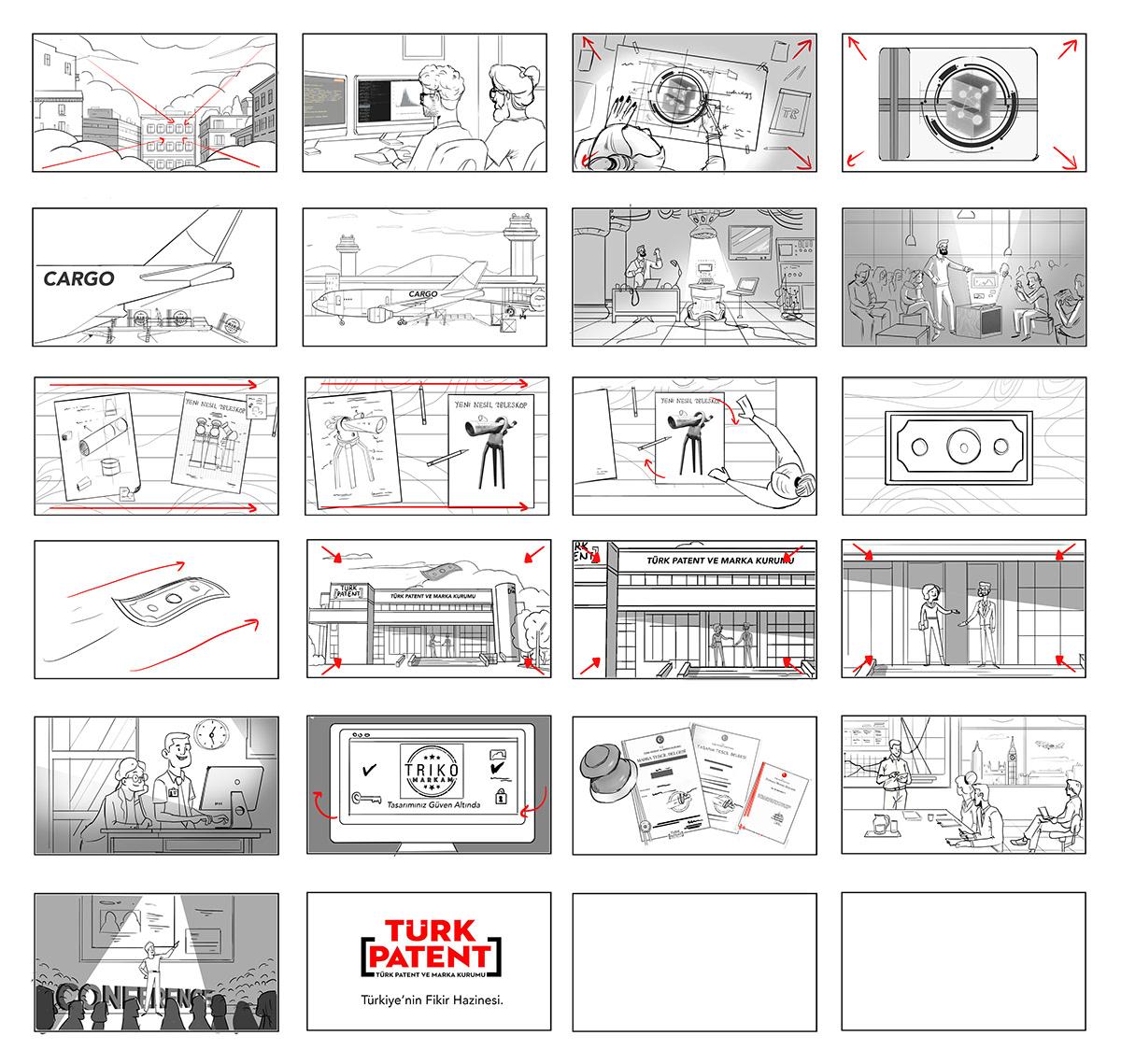 Türk Patent Kurumu Tanıtım Filmi 1
