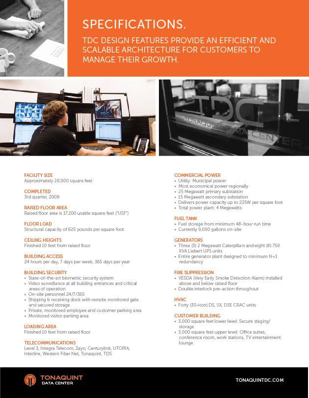 Folders spec sheets handouts flyers marketing