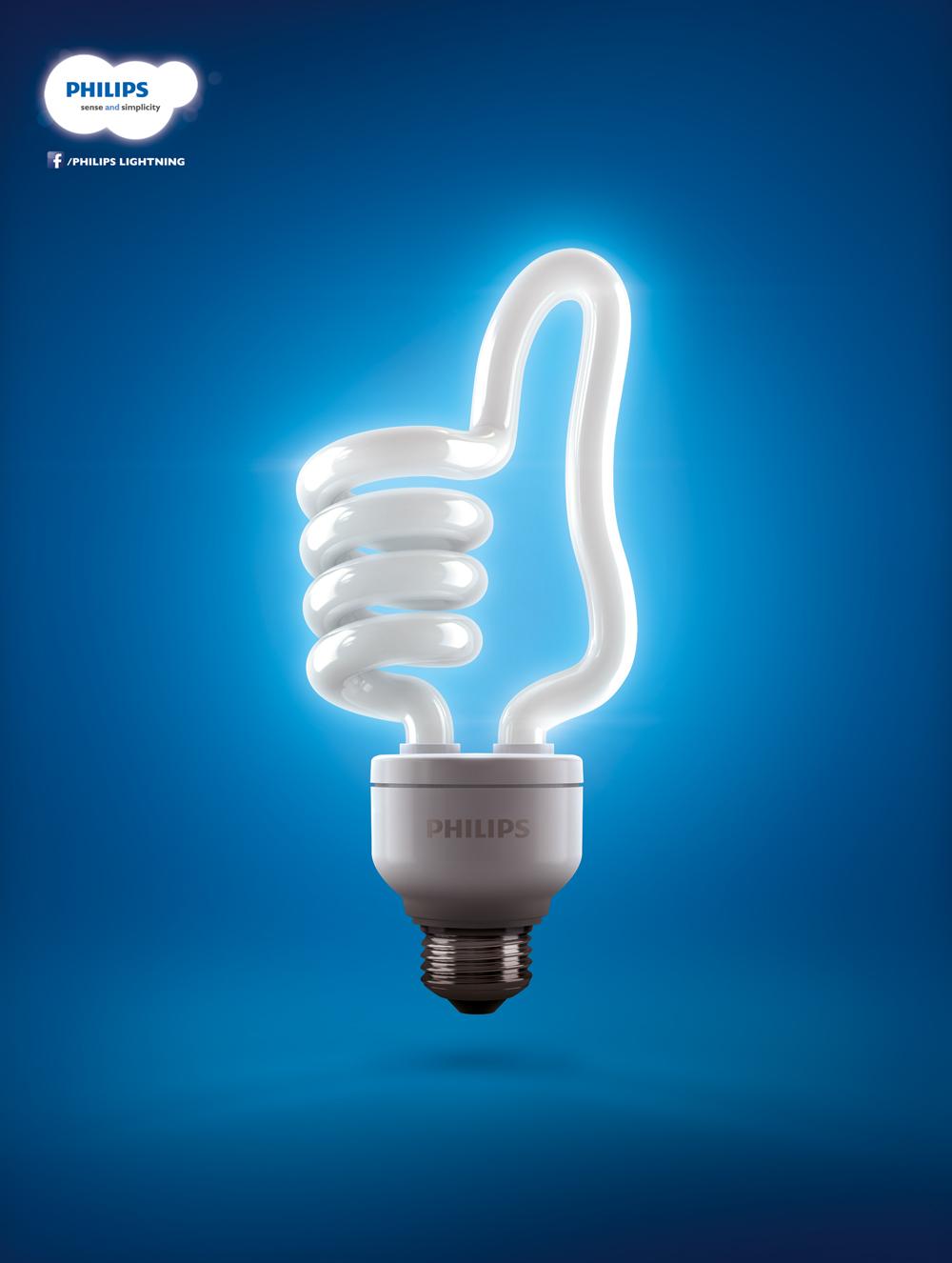 Philips Lights You on Behance