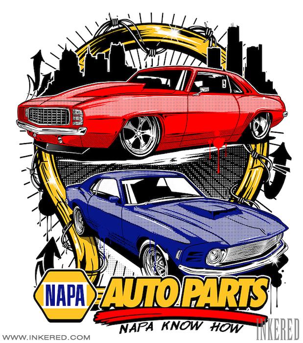 Kenny Spicer Napa Auto Parts