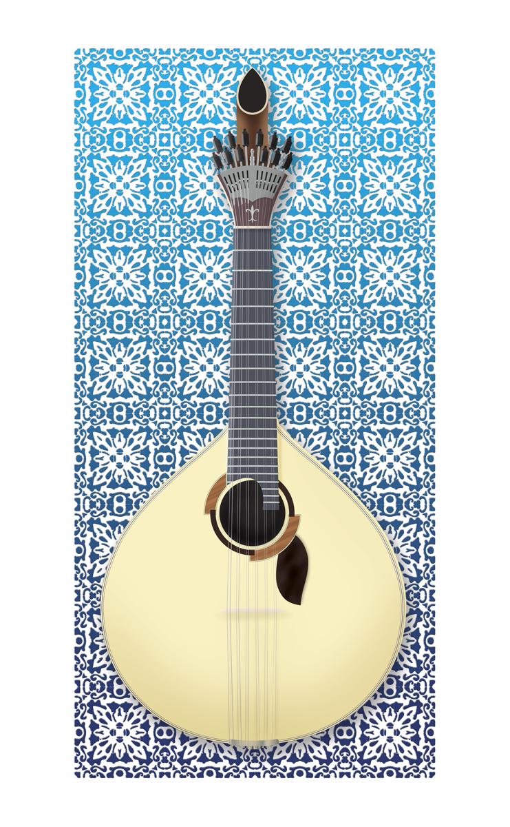 Guitarra Portuguesa Ricardo Araujo On Behance