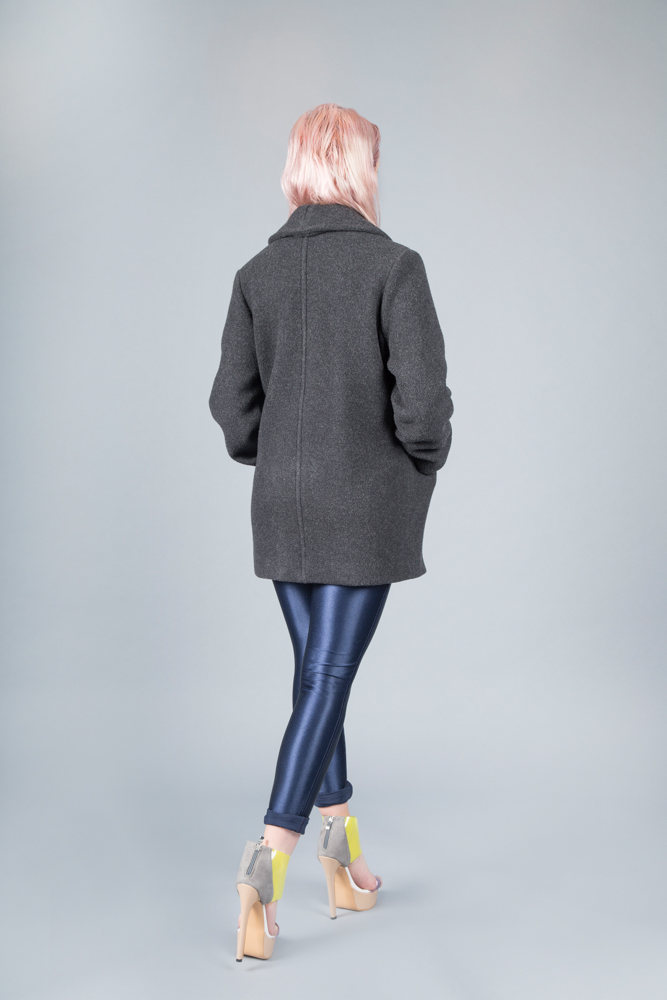 Acne Studios editorial ads beauty pastel quirky weird hair shoes accessories Coats SCAD