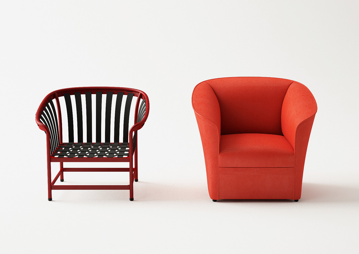 MING CHAIR On Behance