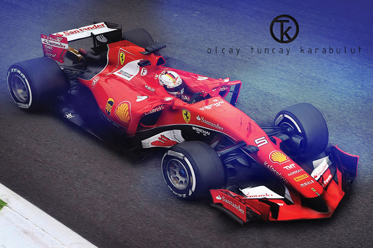 Ferrari 2017 Concept