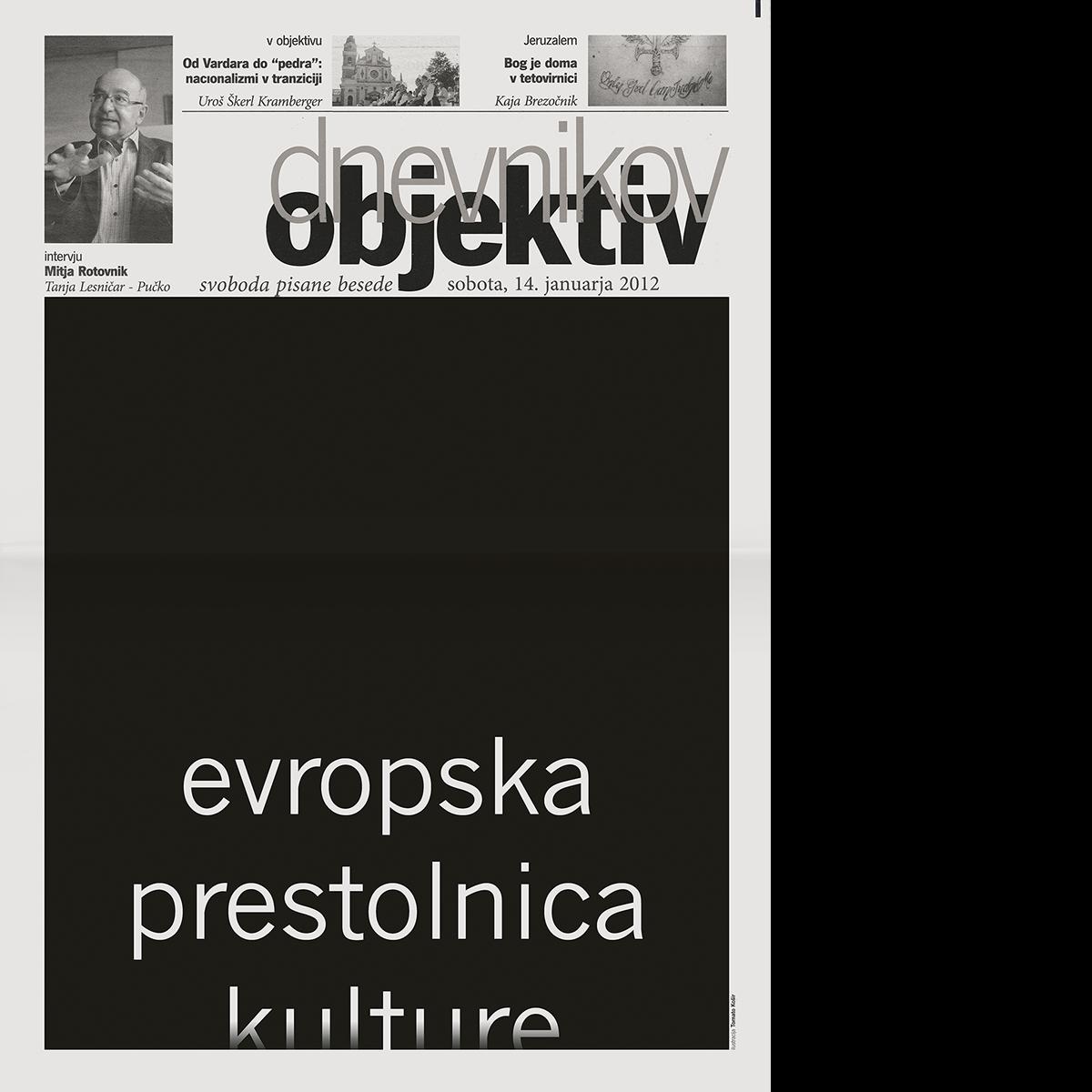 newspaper cover illustrations political slovenia tomato košir samo ačko Photo Manipulation  typographical Minimalism vector photo illustration  Art Directors Club ADC ADC New York