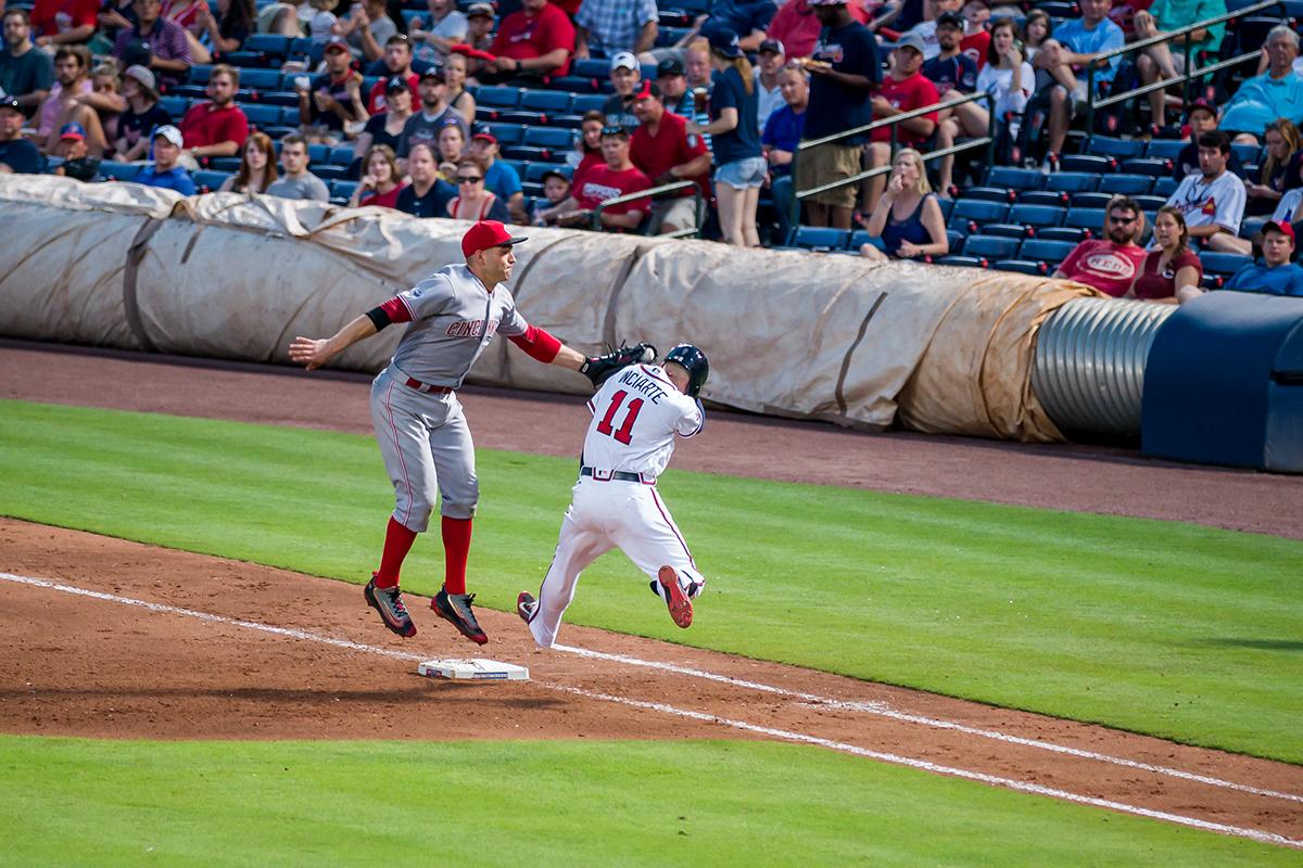 Major League Baseball on Behance