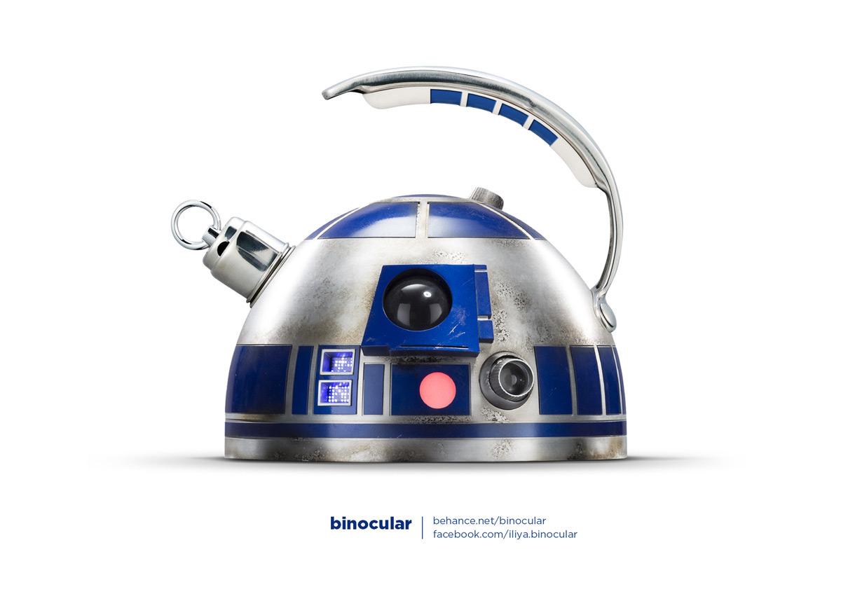 concept household star wars souvenir idea fundom