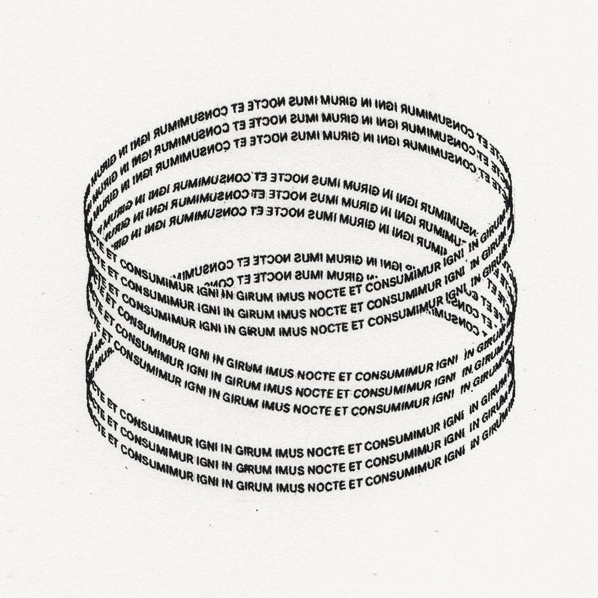 type Typeface texture experiment experimental ILLUSTRATION  Black&white grit scanner printer