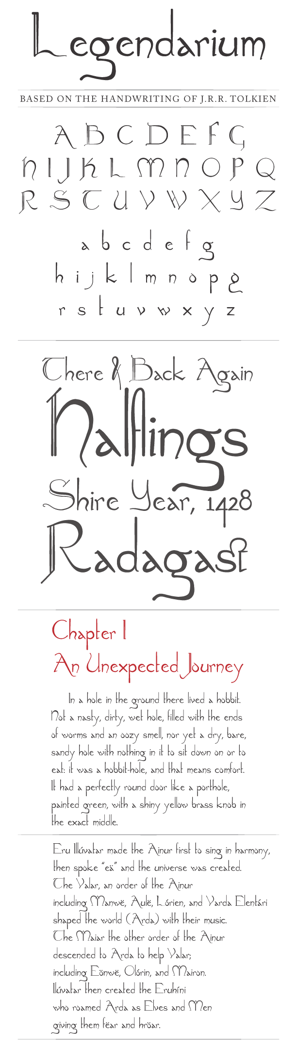 J.R.R. Tolkien lord of the ring middle earth cartography handwriting Script Typeface font fantasy literature hobbit