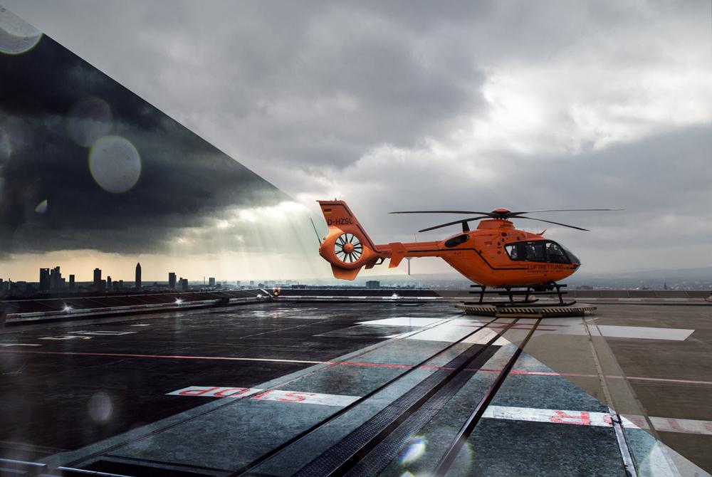 helicopter retouch retouching  photoshop heli Helipad heliport creativeretouching