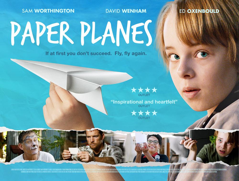 paper planes on behance. Black Bedroom Furniture Sets. Home Design Ideas