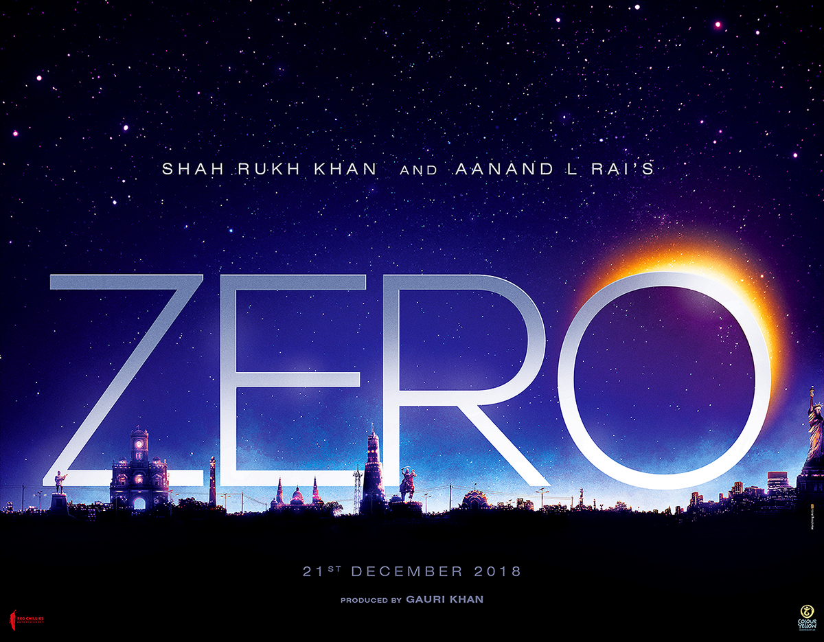 Image result for ZERO POSTER