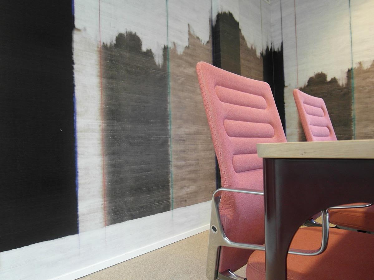 Boardroom elitis Vitra color room to remember