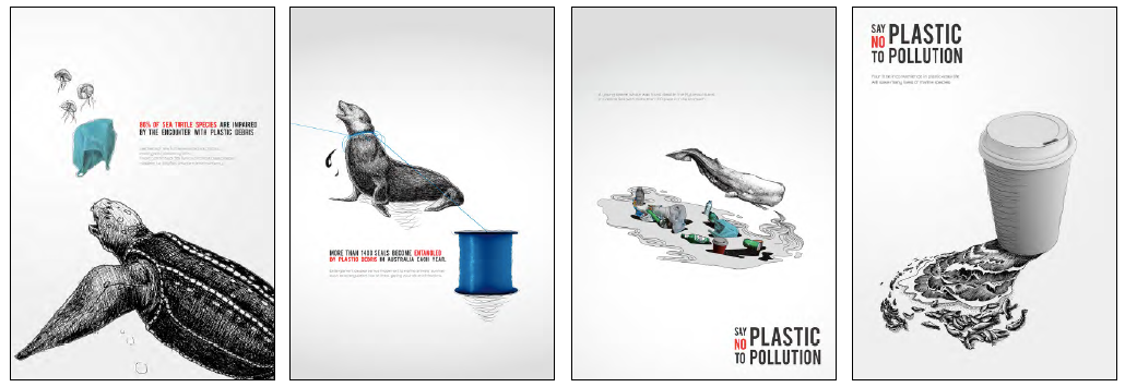 3rs Recycle Poster