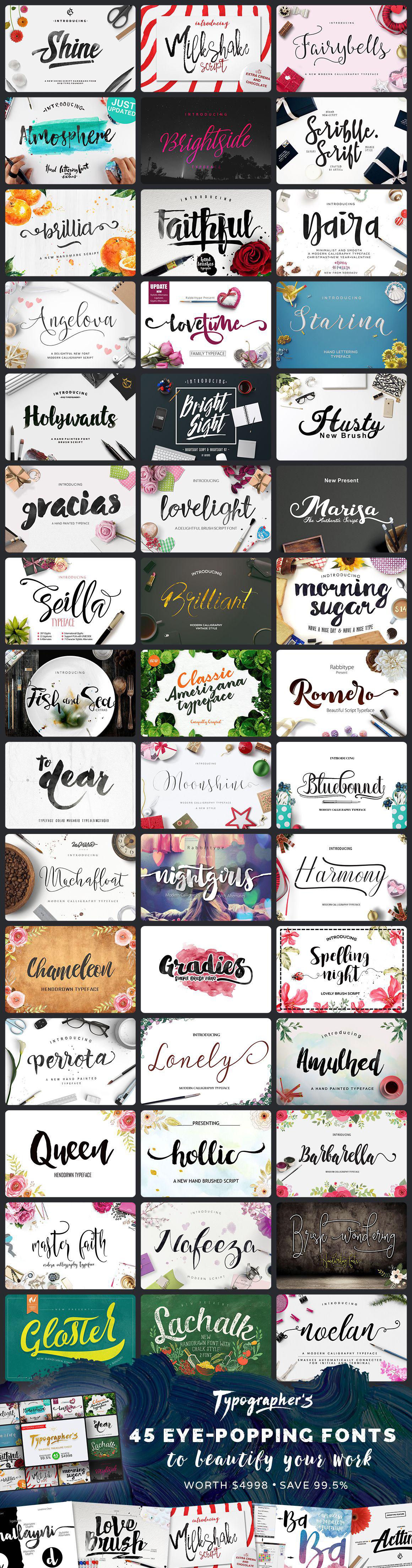 designmont bundle font fonts Deal Script logo Font Bundle free font free script fonts Decorative Fonts Swashes Ligatures Web