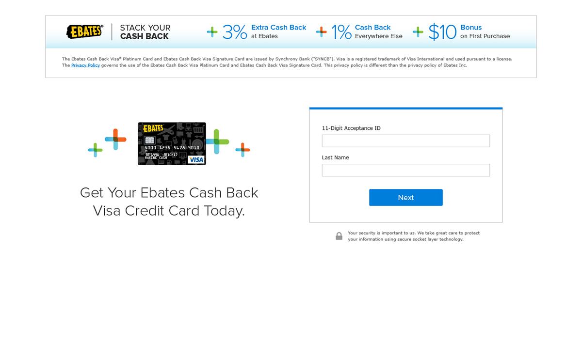ebates credit card collateral on behance. Black Bedroom Furniture Sets. Home Design Ideas