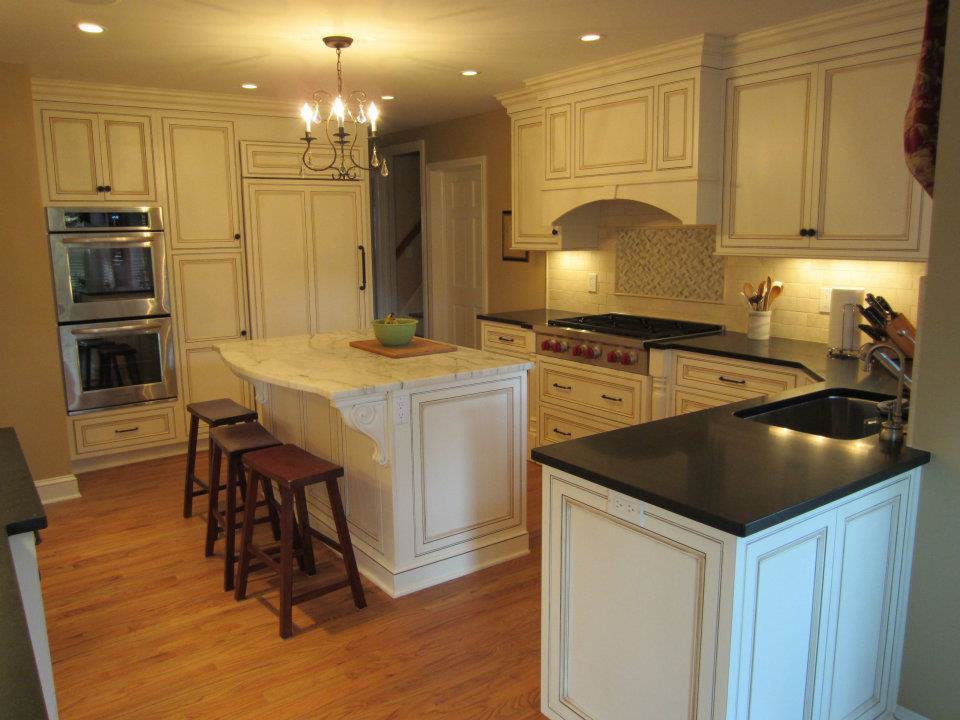Concrete Kitchen Countertops Windham Ny