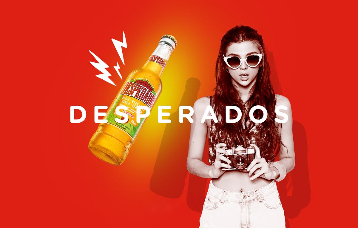 Desperados On Student Show