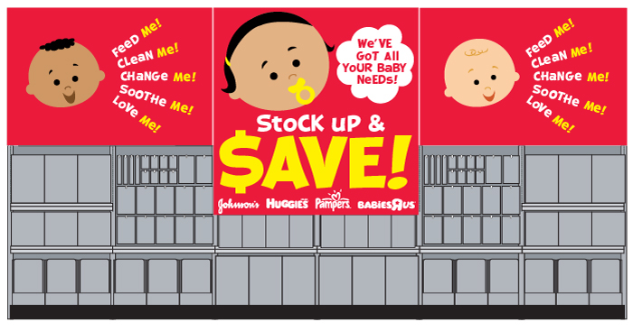 Toys R Us Stock Up Save Shops On Behance