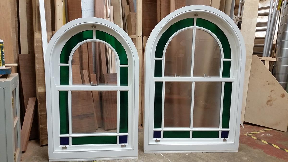 windows. Sash windows glass Joinery Carpentry woodwork