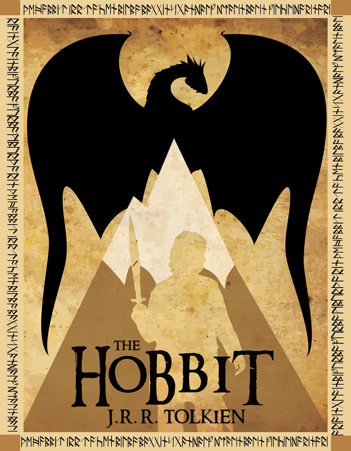 an analysis of the characters of j r r tolkiens the hobbit The hobbit by j r r tolkien l summary & study guide by bookrags the hobbit study guide consists of approx 57 pages of summaries and analysis on the hobbit by jrr tolkien this study guide includes the following sections: plot summary, chapter summaries & analysis, characters, objects/places, themes, style, quotes, and topics for discussion.