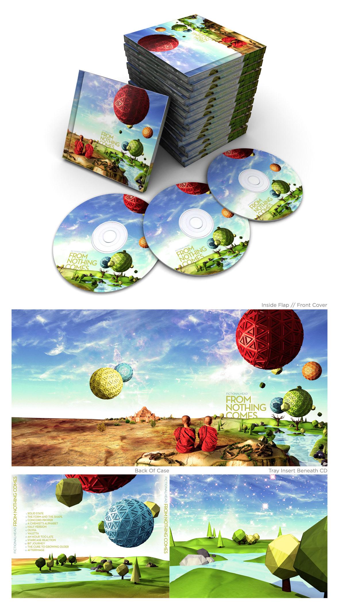 graphic design  art ILLUSTRATION  music 3D compositing photomanipulation