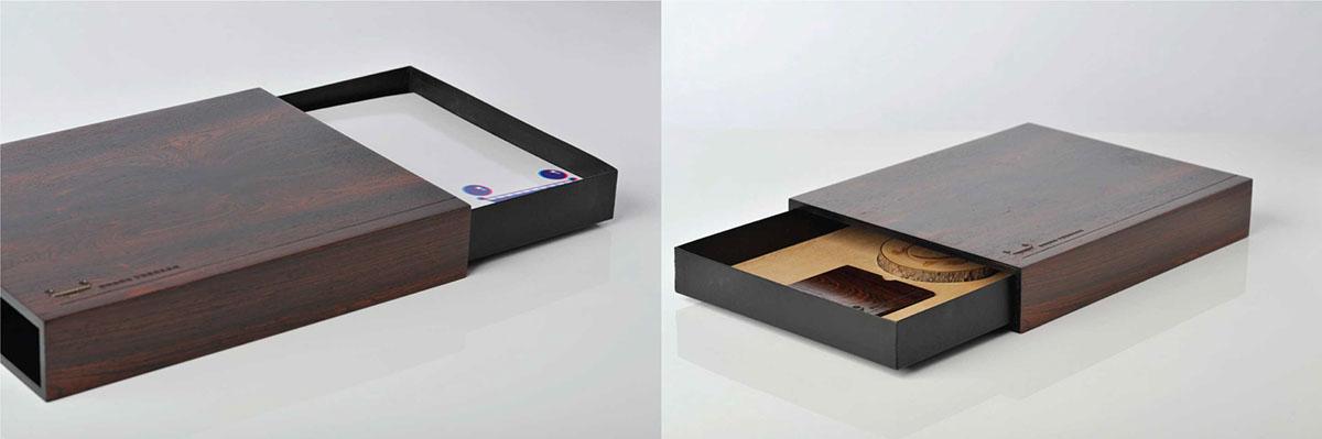 Adobe Portfolio wood portfolio Packaging packaging design print