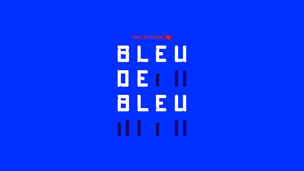 Bleu De Bleu On Pantone Canvas Gallery