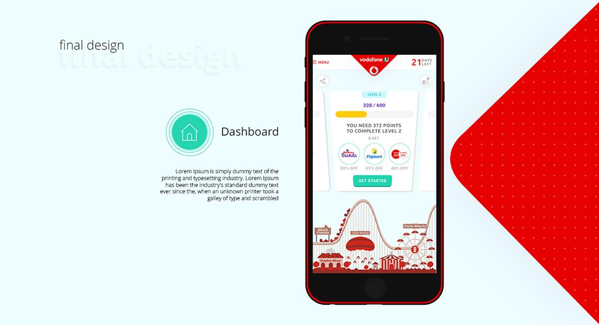 039fe55d8 Vodafone U App on Student Show
