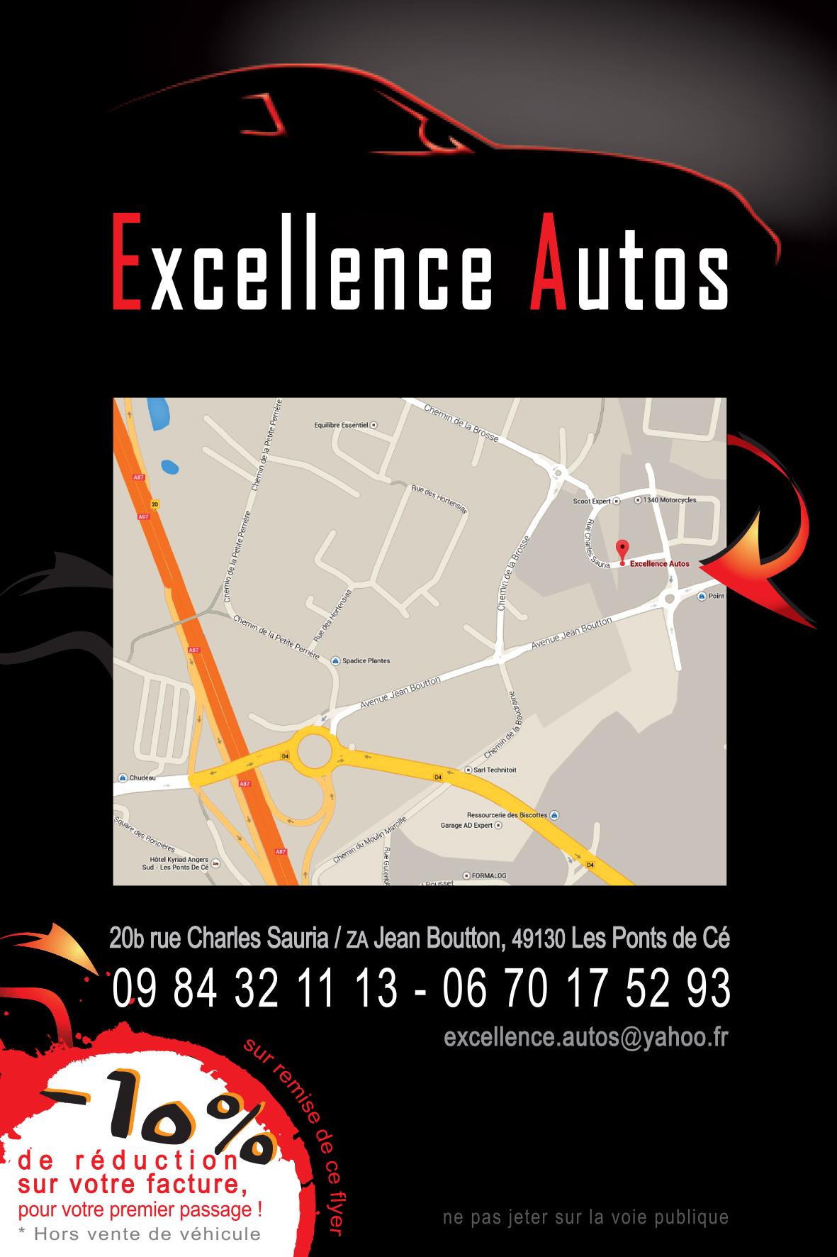 flyer print Auto