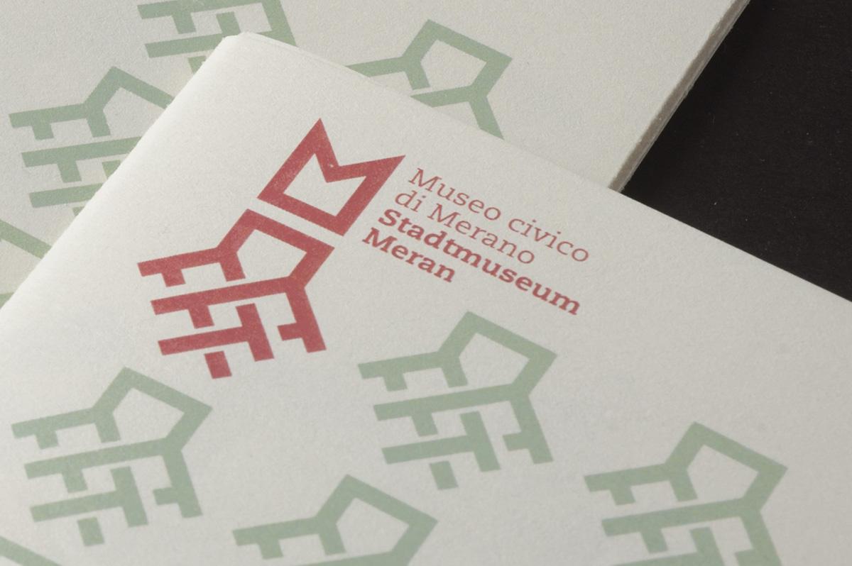 museum identity roots city merano Italy history corporate image