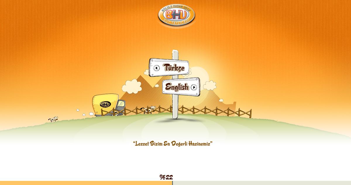 Website ilustration