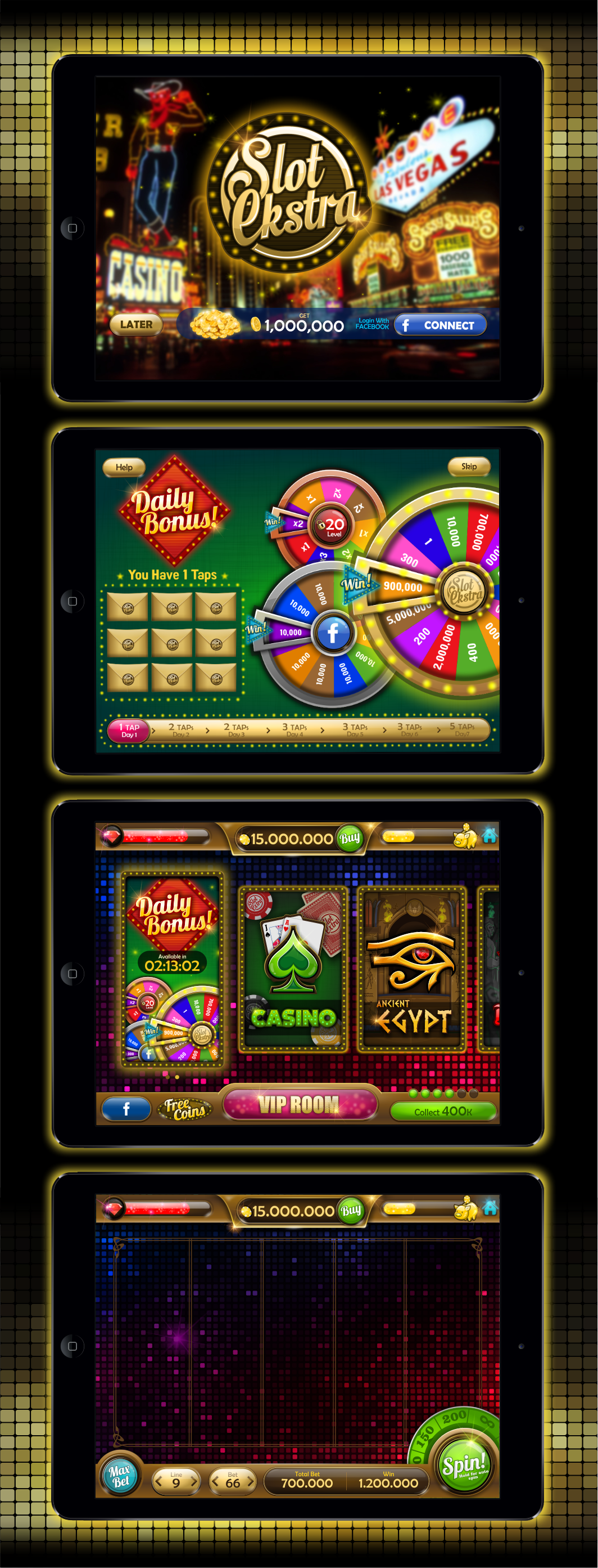 Slot Games Mobil