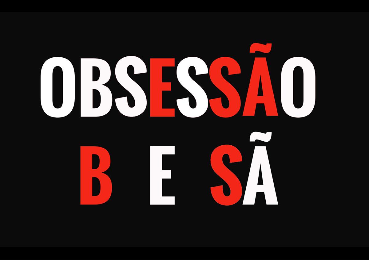 #film  visual Interpretation word obsession obsessão video story Character obsessed