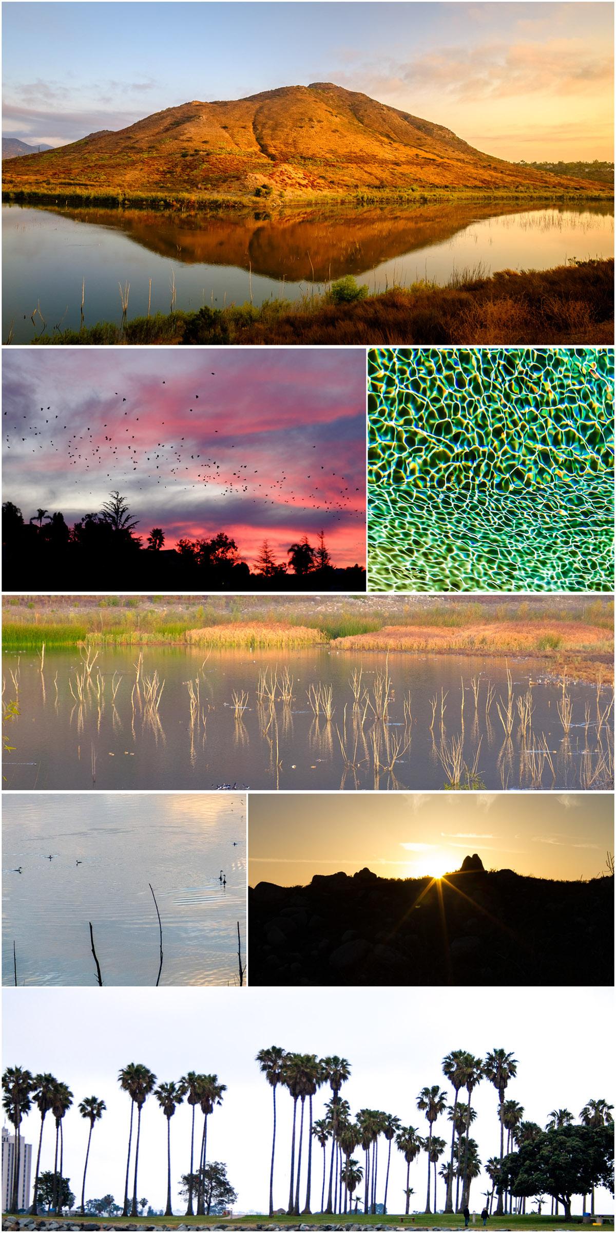 Photo Composite Landscape dreamscape Sunrise surreal
