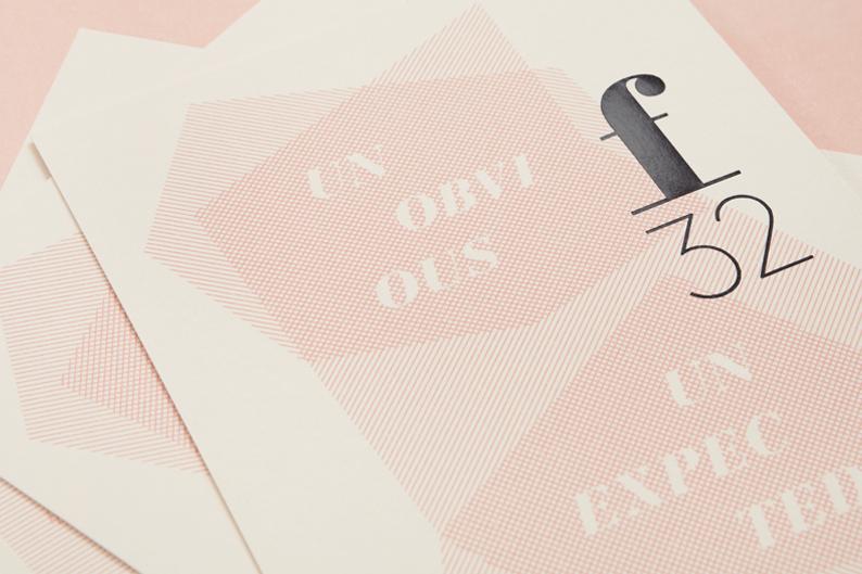 Toronto Los Angeles blok design trend forecasting identity foil emboss