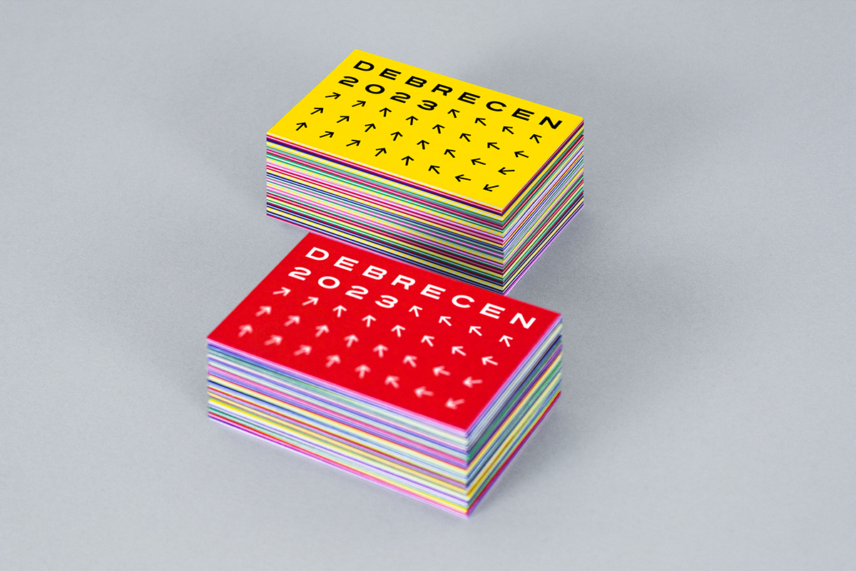 festival culture capital city Dynamic generative Magnetic Stationery Event animation