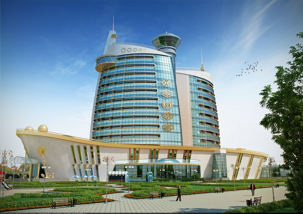 аваза туркмения фото очень много времени