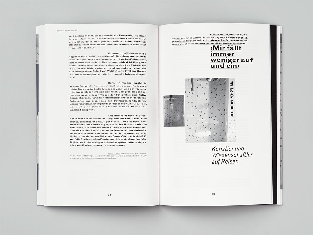 editorial design  graphic design  kunst Wissenschaft kultur typography   art book Layout grid