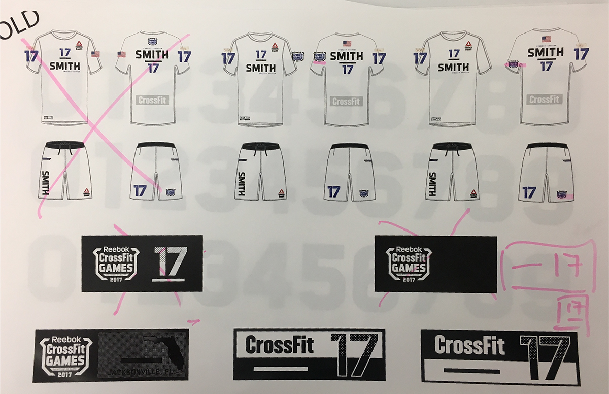 bfca25aee Jersey layout designs for 25 plus styles and 3 event categories