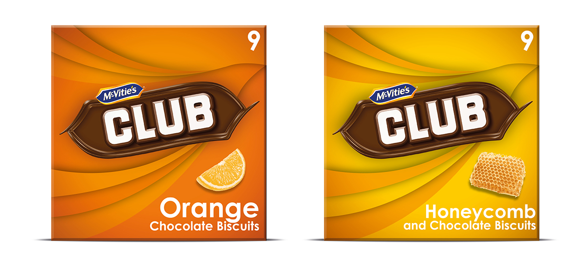 Club Chocolate Biscuits Branding On Behance
