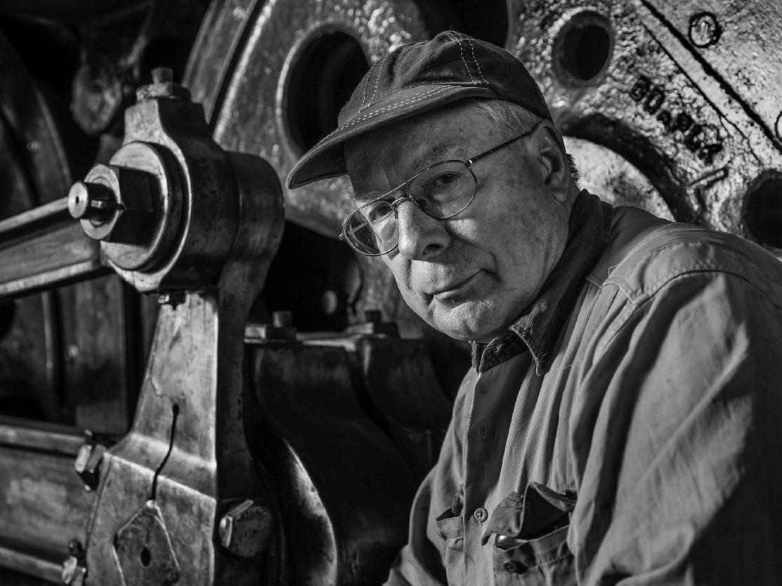 Photography  steam engines gary shepperd
