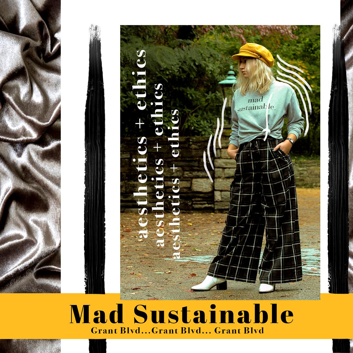Fashion  Grant Blvd Lookbook Sustainable