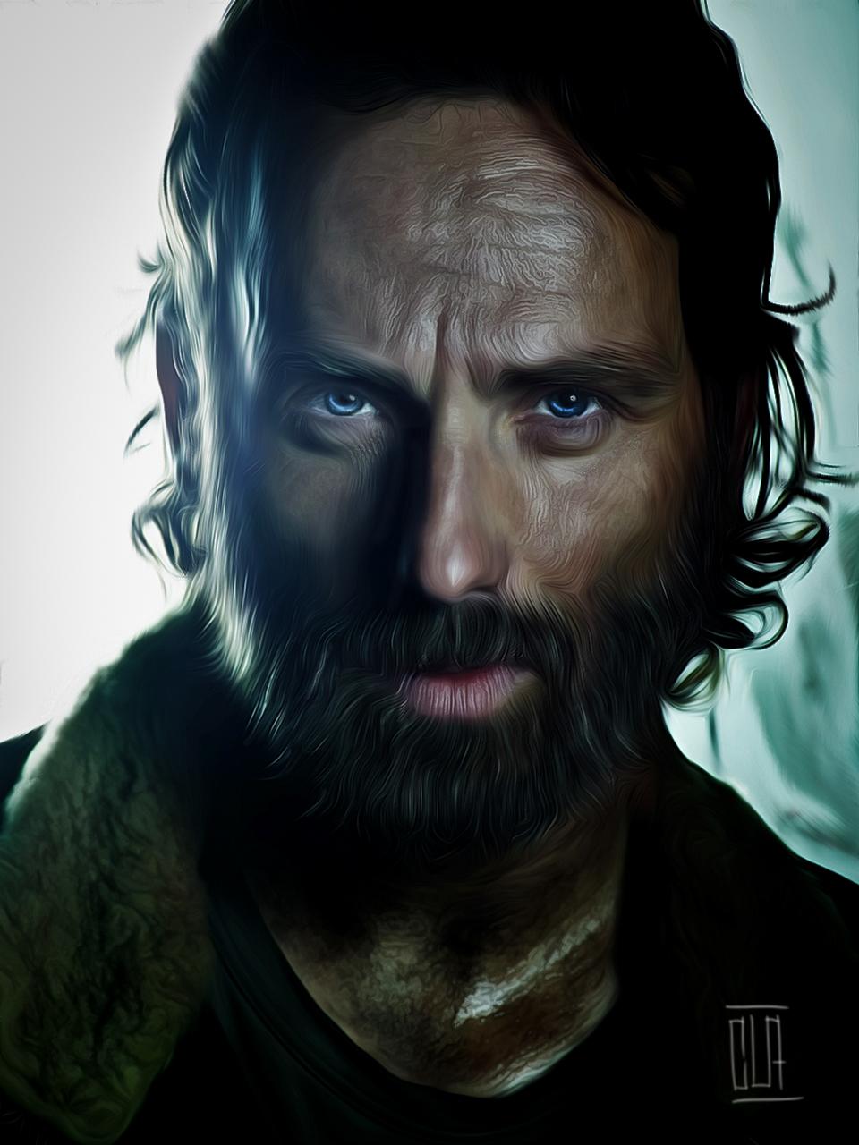 The Walking Dead Fan Art On Behance